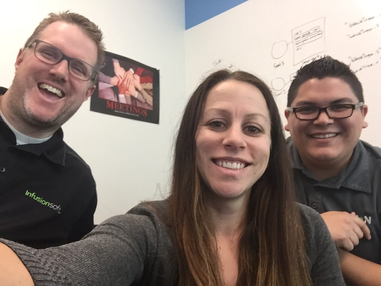 Mandy with Infusionsoft Product Managers