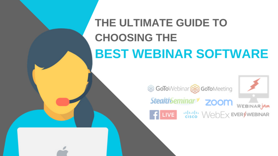 CHECKLIST] The Ultimate Guide to Choosing the Best Webinar